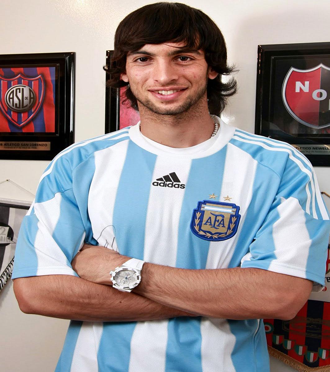 Javier Pastore: Mechanical Watches