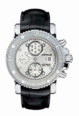 Montblanc Star Collection Chronograph Gmt Automatic